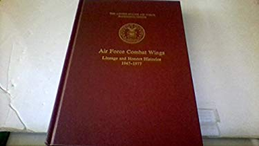 Lineage and Honors History of Air Force-Controlled (AFCON) Combat Wings, 1947-1977
