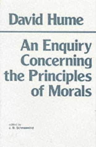 Enquiry Concerning the Principles of Morals : A Critical Edition