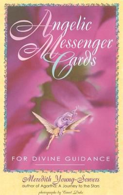 Angelic Messenger Cards: A Divination System for Self-Discovery [With 48 Full Color Cards] 9780913299951
