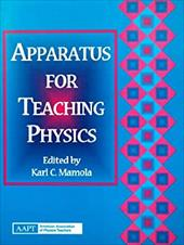 Apparatus for Teaching Physics 4144845