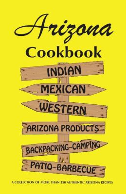 Arizona Cook Bk -OS 9780914846000