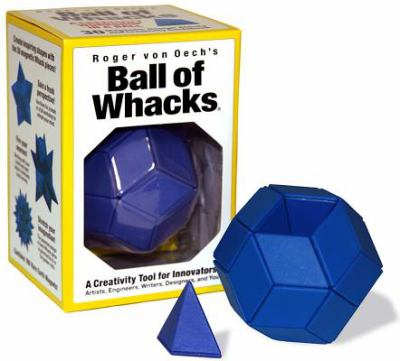 Ball of Whacks Blue 9780911121025