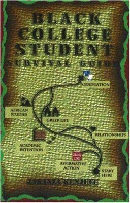 Black College Student Survival Guide 9780913543559