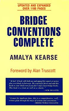 Bridge Conventions Complete 1990 9780910791762