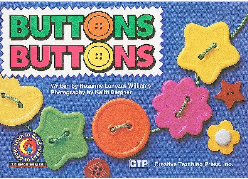 Buttons, Buttons 9780916119317