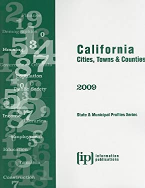 California Cities, Towns & Counties 9780911273489
