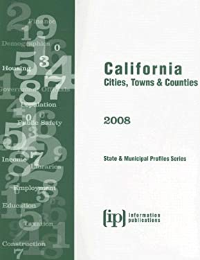 California Cities, Towns, and Counties 9780911273427