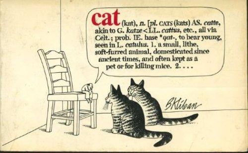 Cat (Kat), N. ... 9780911104547