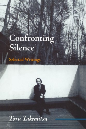 Confronting Silence: Selected Writings 9780914913368