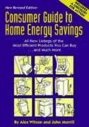 Consumer Guide to Home Energy Savings 9780918249241