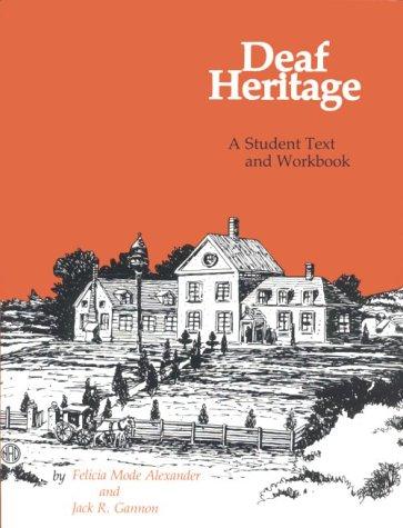 Deaf Heritage Student Text & Workbook