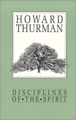 Disciplines of the Spirit 9780913408353