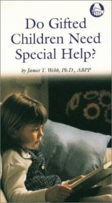Do Gifted Children Need Special Help?