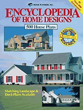 Encyclopedia of Home Designs: 500 House Plans 9780918894939