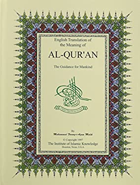English Translation of the Meaning of Al-Qur'an: The Guidance for Mankind
