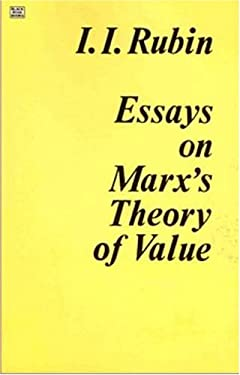 Essays on Marx's Theory of Value 9780919618183