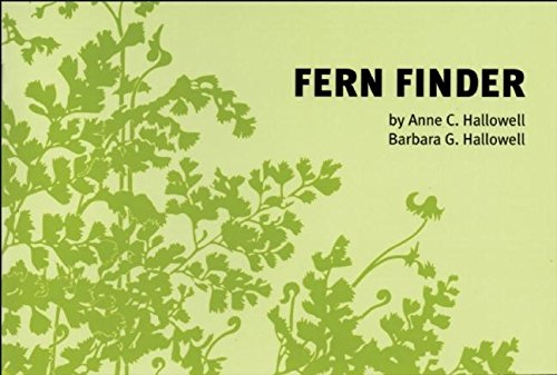 Fern Finder: A Guide to Native Ferns of Central and Northeastern United States and Eastern Canada 9780912550244
