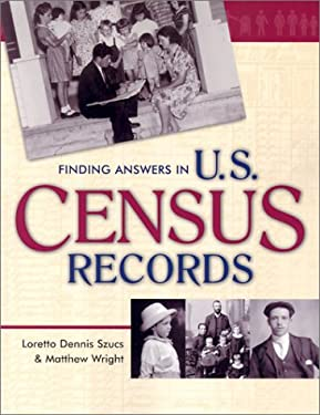 Finding Answers in U.S. Census Records 9780916489984