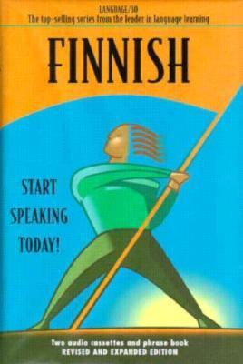 Finnish Language/30 [With Book] 9780910542845