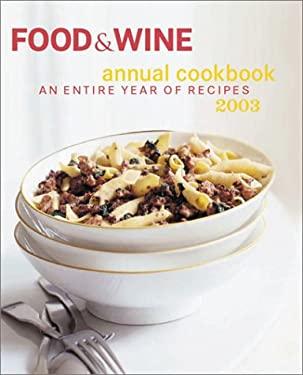 Food and Wine Annual Cookbook 9780916103828