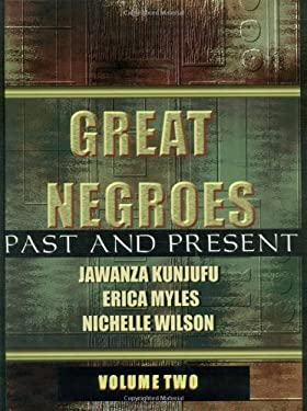 Great Negroes: Past and Present 9780913543658