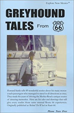 Greyhound Tales from Route 66 9780910390019