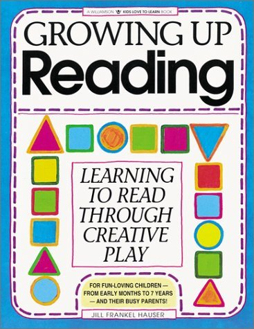 Growing Up Reading: Learning to Read Through Creative Play