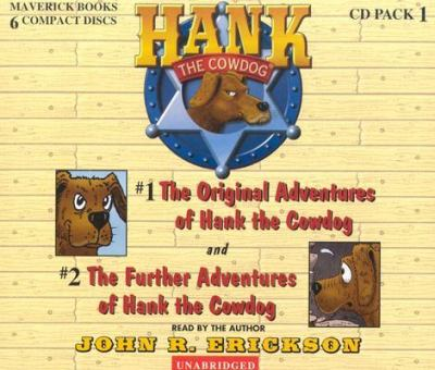 Hank the Cowdog CD Pack #1: The Original Adventures of Hank the Cowdog/The Further Adventuresof Hank the Cowdog 9780916941819