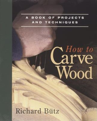 How to Carve Wood 9780918804204