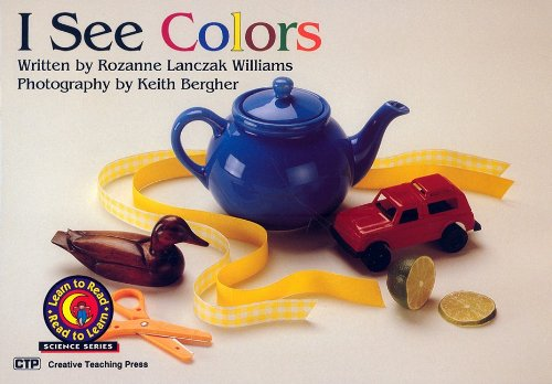 I See Colors 9780916119324