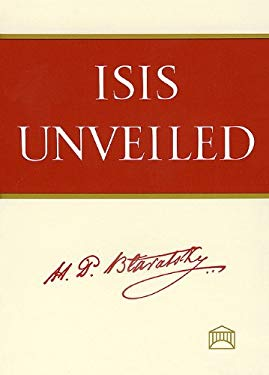 Isis Unveiled 9780911500028