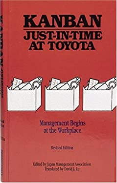 Kanban Just-In Time at Toyota: Management Begins at the Workplace 9780915299485
