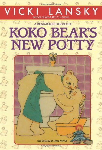 Koko Bear's New Potty 9780916773250