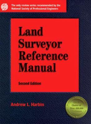 Land Surveyor Reference Manual 9780912045092
