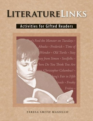 Literature Links: Activities for Gifted Readers 9780910707725