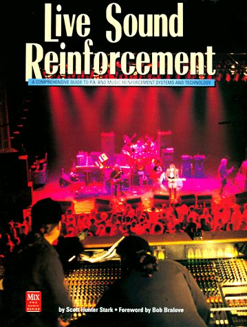 Live Sound Reinforcement 9780918371072