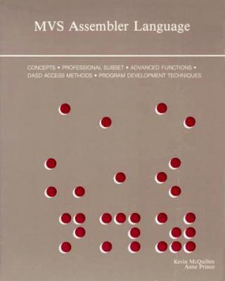 MVS Assembler Language 9780911625349
