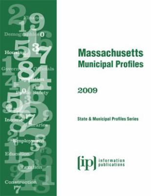 Massachusetts Municipal Profiles 9780911273441