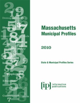 Massachusetts Municipal Profiles 9780911273502