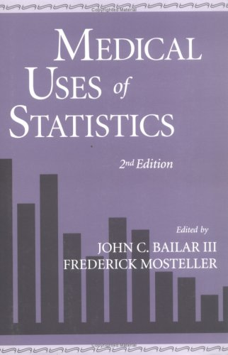Medical Uses of Statistics, Second Edition 9780910133364