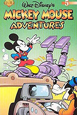 Mickey Mouse Adventures #5 9780911903706