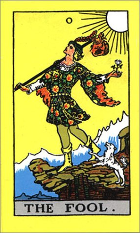 Miniature Rider-Waite Tarot Deck 9780913866597