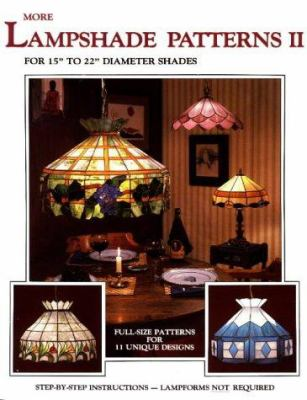 More Lampshade Patterns II: For 15