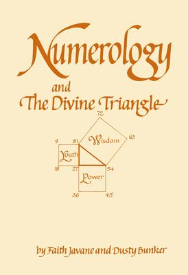 Numerology and the Divine Triangle 9780914918103