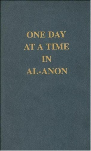 One Day at a Time in Al-Anon 9780910034630