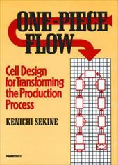 One-Piece Flow (C): Cell Design for Transforming the Production Process 4131736