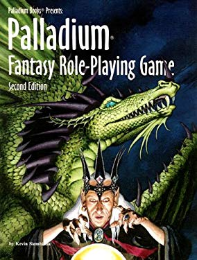 Palladium Fantasy Role-Playing Game 9780916211912