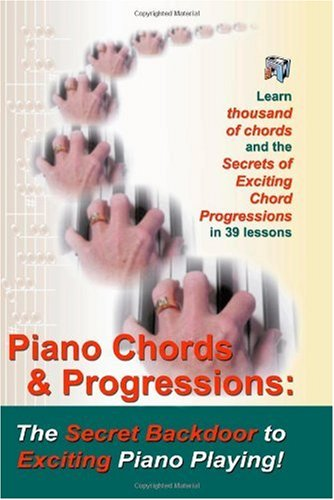 Piano Chords & Progressions 9780912732688