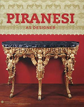 Piranesi as Designer 9780910503952