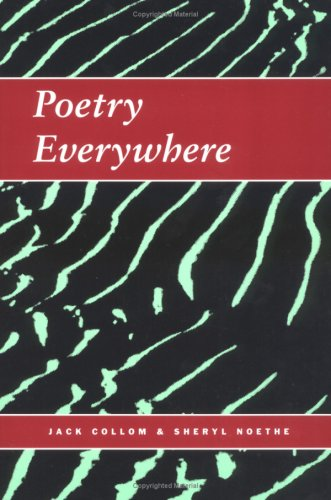 Poetry Everywhere: Teaching Poetry Writing in School and in the Community 9780915924981